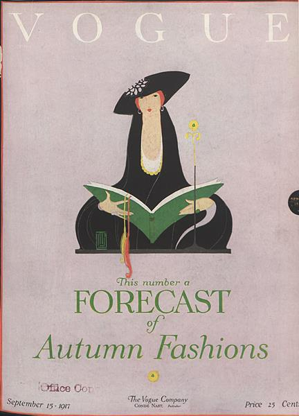 Issue: - September 15 1917 | Vogue
