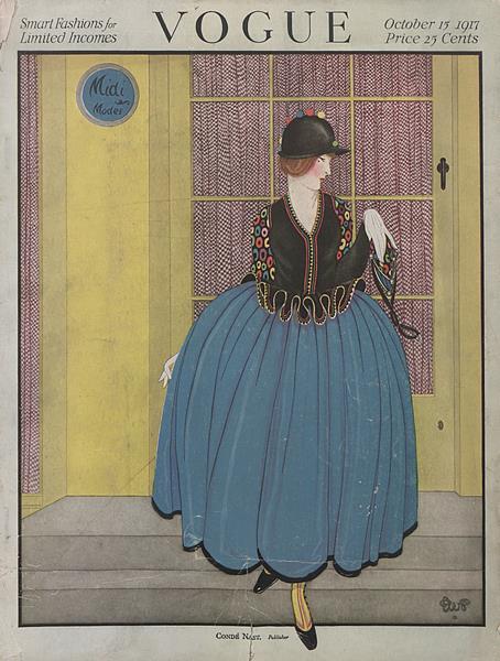 Issue: - October 15 1917 | Vogue