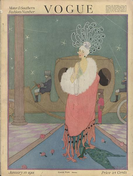Issue: - January 15 1918 | Vogue