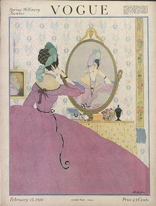 Cover for the February 15 1918 issue
