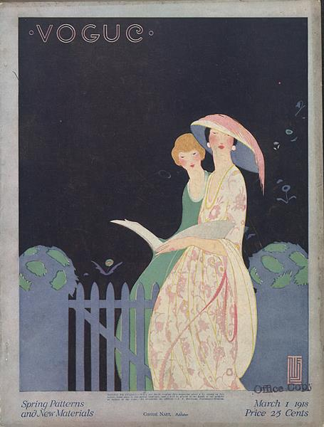 Issue: - March 1 1918 | Vogue