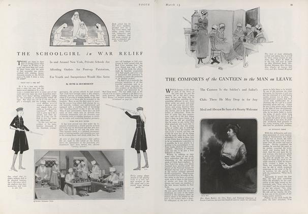 The Schoolgirl in War Relief