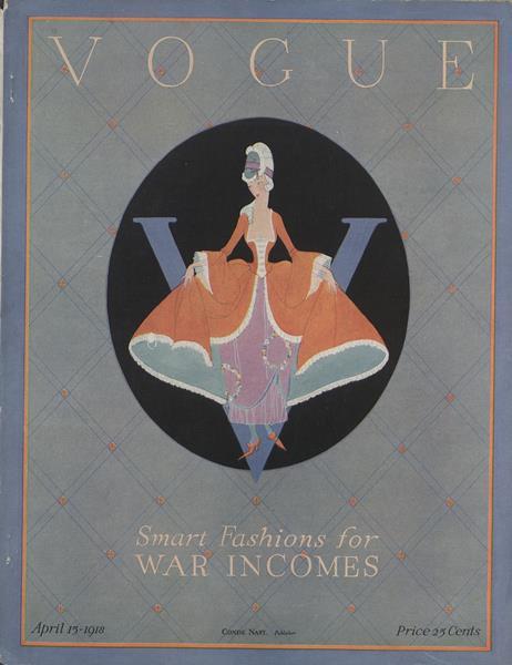 Issue: - April 15 1918 | Vogue