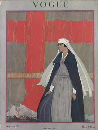 Cover for the May 1 1918 issue