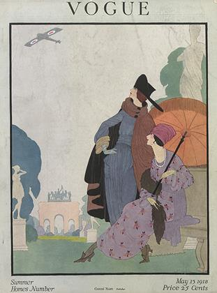 Cover for the May 15 1918 issue