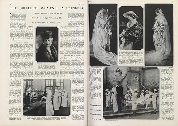 The College Women's Plattsburg