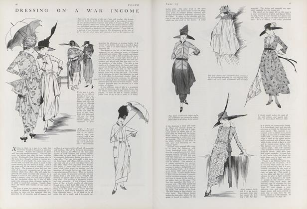 Article Preview: , June 15 1918 | Vogue