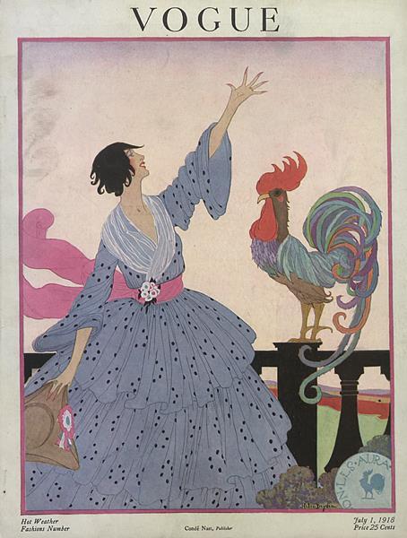 Issue: - July 1 1918 | Vogue