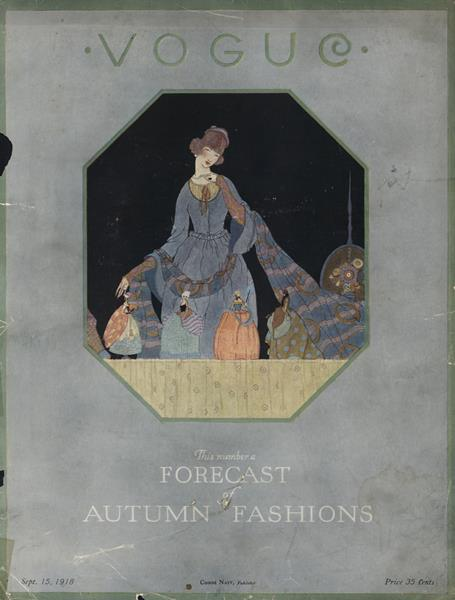 Issue: - September 15 1918 | Vogue