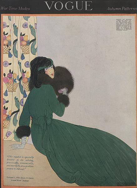 Issue: - October 1 1918 | Vogue
