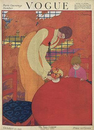 Cover for the October 15 1918 issue