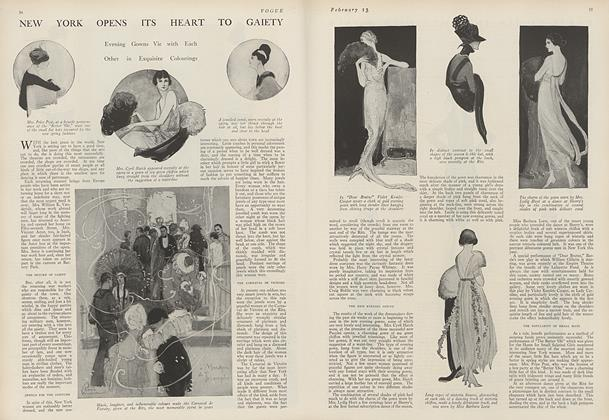 New York Opens Its Heart to Gaiety