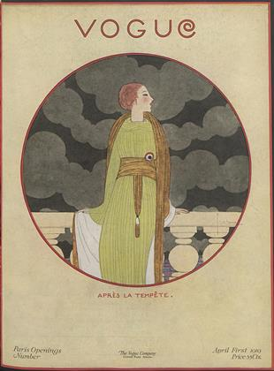 Cover for the April 1 1919 issue