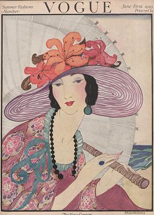 Cover for the June 1 1919 issue
