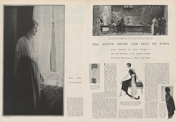 Article Preview: The Active Minds and Feet of Paris, June 1 1919 | Vogue