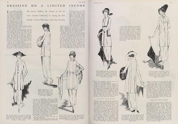 Dressing on a Limited Income