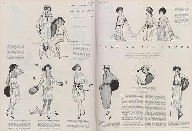 Article Preview: , September 1 1919   Vogue