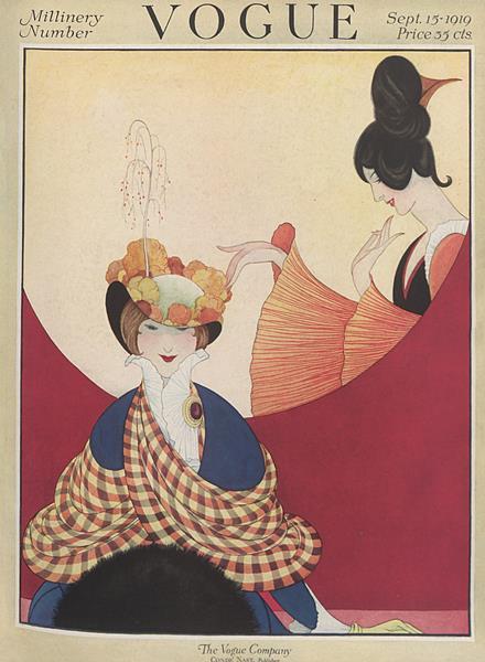 Issue: - September 15 1919 | Vogue