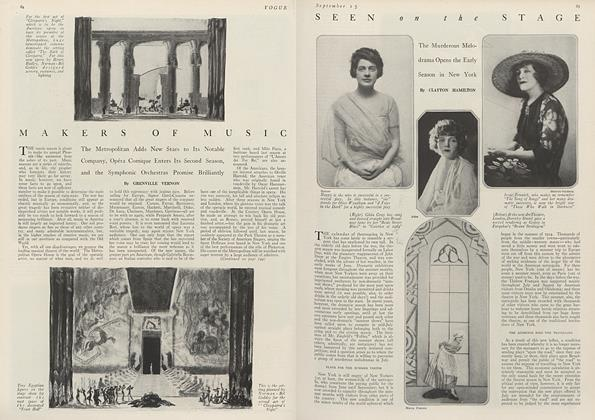 Article Preview: , September 15 1919 | Vogue