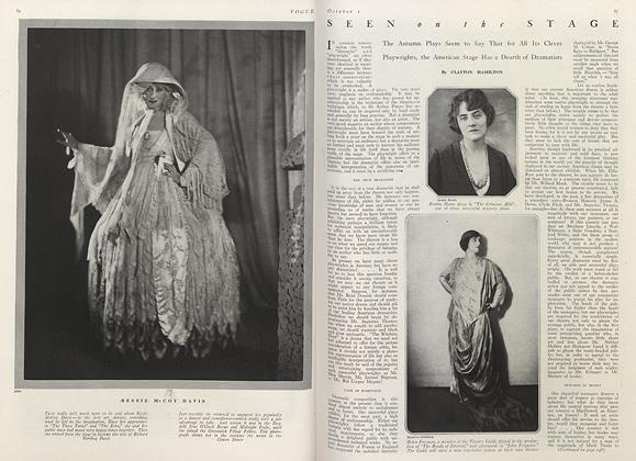 Article Preview: , October 1 1919 | Vogue