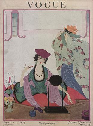 Cover for the January 15 1920 issue
