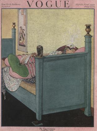Cover for the March 1 1920 issue