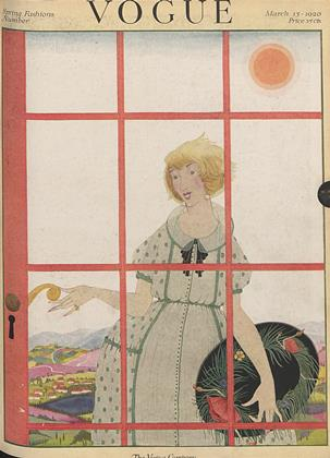Cover for the March 15 1920 issue
