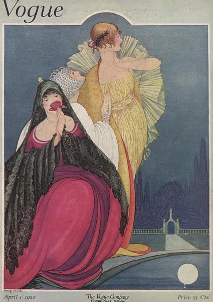 Issue: - April 1 1920   Vogue
