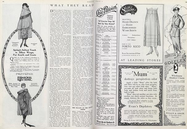 Article Preview: , April 1 1920   Vogue