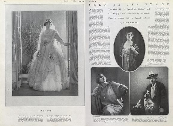 Article Preview: , April 1 1920 | Vogue