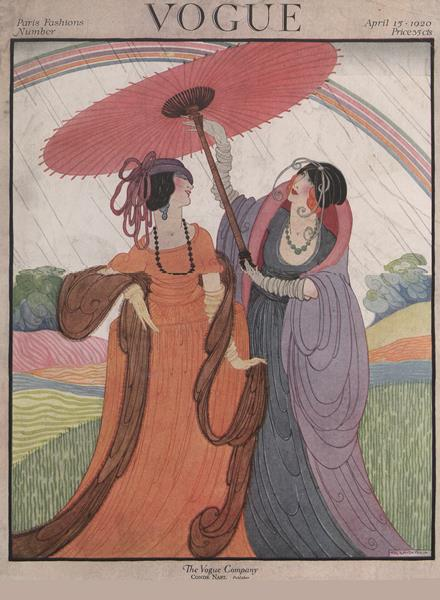 Issue: - April 15 1920   Vogue