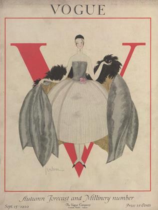 September 15, 1920 | Vogue