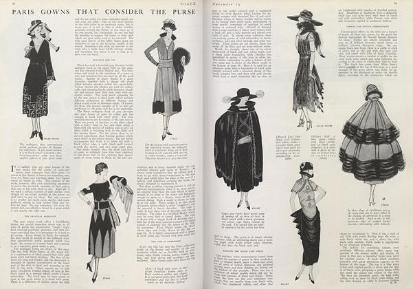 Paris Gowns that Consider the Purse