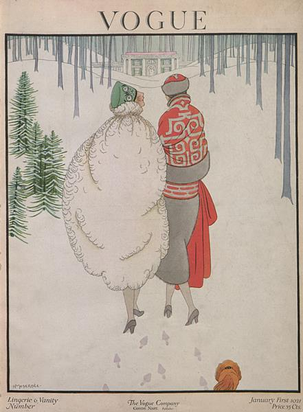 Issue: - January 1 1921 | Vogue