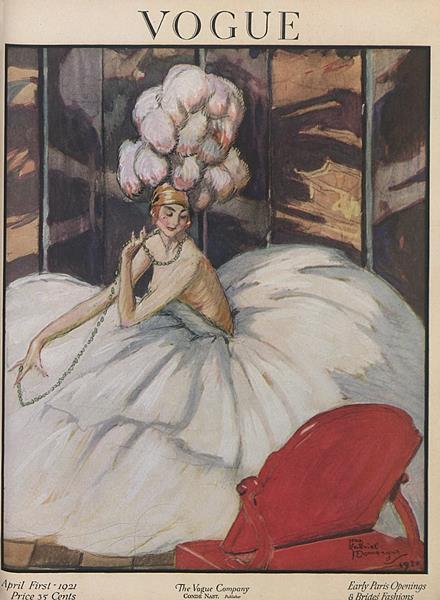 Issue: - April 1 1921 | Vogue