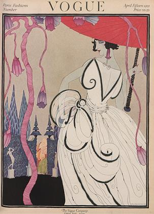 Cover for the April 15 1921 issue