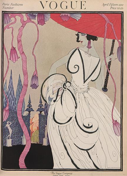 Issue: - April 15 1921 | Vogue