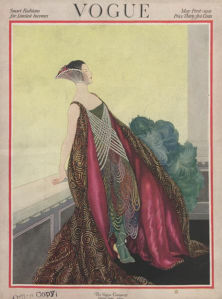 Issue: - May 1 1921 | Vogue