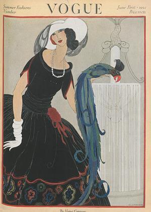 June 1, 1921 | Vogue
