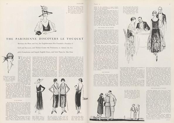 The Parisienne Discovers Le Touquet