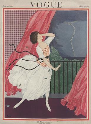 Cover for the June 15 1921 issue
