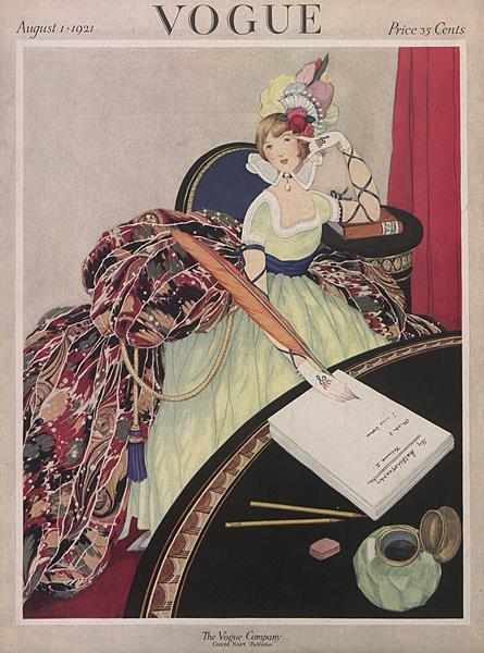 Issue: - August 1 1921 | Vogue