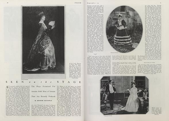 Article Preview: , September 15 1921 | Vogue