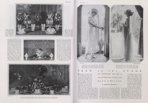 Article Preview: , October 15 1921 | Vogue
