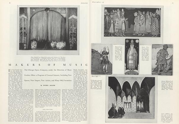 Article Preview: , November 15 1921 | Vogue