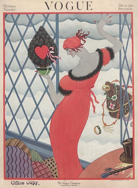 Issue: - December 15 1921 | Vogue