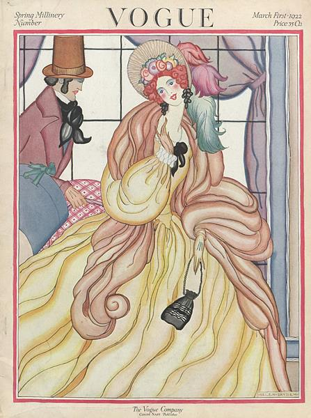 Issue: - March 1 1922 | Vogue