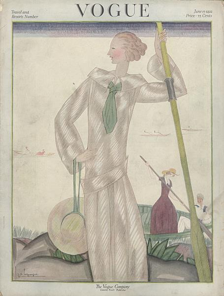 Issue: - June 15 1922   Vogue