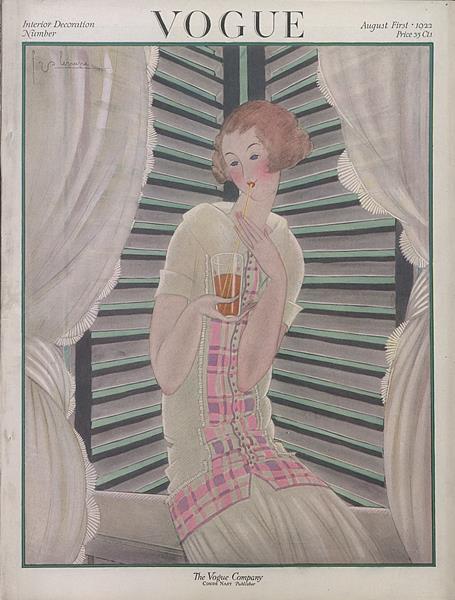 Issue: - August 1 1922 | Vogue
