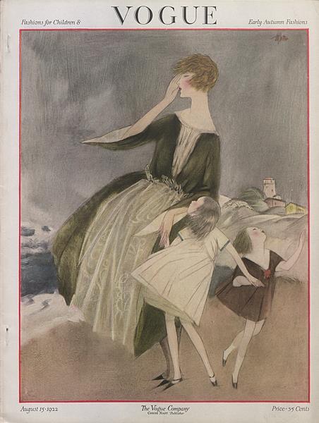 Issue: - August 15 1922 | Vogue